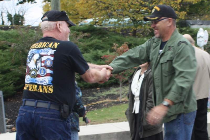 Town of Shenandoah Holds Annual Veterans Day Ceremony