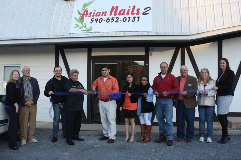 Asian Nails 2 Now Open In Shenandoah