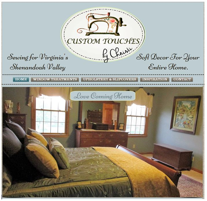 Custom Touches by Christi Opens in Shenandoah